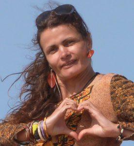 Angélique Crux, réflexologue